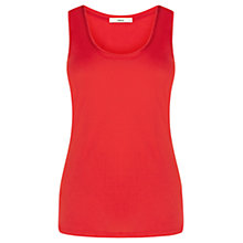 Buy Oasis Double Trim Vest Top Online at johnlewis.com