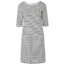 Buy White Stuff Pacific Dress, White Online at johnlewis.com