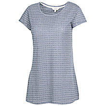 Buy Fat Face Devon Mini Madison T-Shirt, Blue/White Online at johnlewis.com