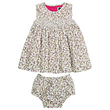 Buy Question Everything Baby's Emily Hand Smocked Dress Online at johnlewis.com