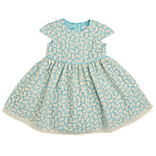 Buy John Lewis Baby's Bunny Dress, Multi Online at johnlewis.com