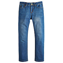 Buy Little Joule Boys' Denim Jeans, Blue Online at johnlewis.com