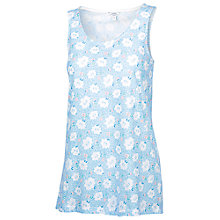 Buy Fat Face Sugar Surf Vest, Blue Online at johnlewis.com