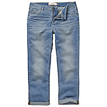 Buy Fat Face Pale Crop Jeans, Denim Online at johnlewis.com