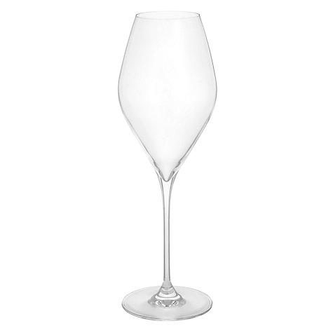 buy john lewis croft collection swan crystal white wine. Black Bedroom Furniture Sets. Home Design Ideas