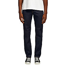 Buy Levi's 511 Slim Fit Rock Cod Jeans, Flat Indigo Online at johnlewis.com
