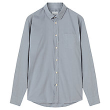 Buy Jigsaw Fine Check Poplin Shirt Online at johnlewis.com