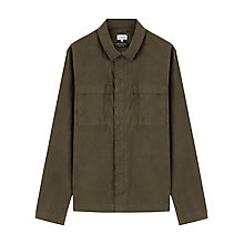 Buy Jigsaw Dye Cotton Jacket Online at johnlewis.com