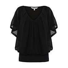 Buy Coast Clarette Calla Top, Multi Online at johnlewis.com