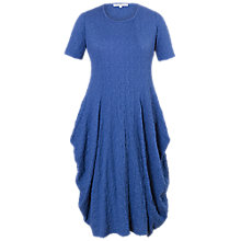 Buy Chesca Bubble Drape Dress, Pompeii Online at johnlewis.com