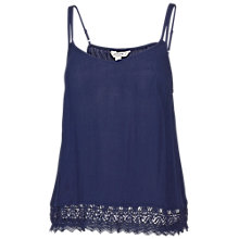 Buy Fat Face Saunton Original Cami Top Online at johnlewis.com