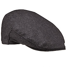 Buy Christys' Cashmere Flat Cap, Grey Online at johnlewis.com