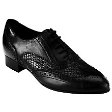 Buy Somerset by Alice Temperley Friary Pointed Brogues Online at johnlewis.com