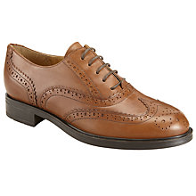 Buy John Lewis Freya Leather Brogues Online at johnlewis.com