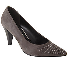 Buy Gabor Dalcross Suede Court Shoes Online at johnlewis.com