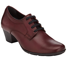 Buy John Lewis Wynn Leather Shoe Boots Online at johnlewis.com