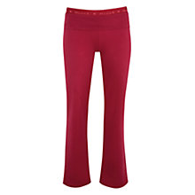 Buy Manuka Divine Drawstring Yoga Pants, Red Online at johnlewis.com