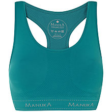 Buy Manuka Active Seamless Bra Top Online at johnlewis.com