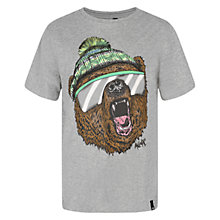 Buy Animal Boys' Yogi Angry Bear T-Shirt Online at johnlewis.com