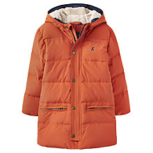 Buy Little Joule Boys' Nevis Padded Jacket Online at johnlewis.com