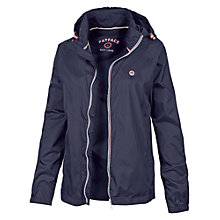 Buy Fat Face Pac A Mac Jacket, Navy Online at johnlewis.com