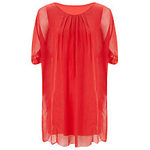 Buy Phase Eight Jenna Silk Tunic Dress Online at johnlewis.com