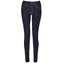 Buy French Connection Skinny Stretch Rebound Denim Jeans, Rinse Online at johnlewis.com