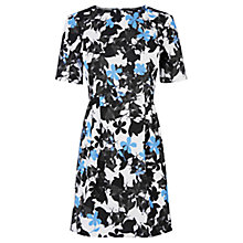 Buy Oasis Shadow Pansy Dress, Multi Online at johnlewis.com