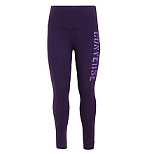 Buy Converse Eggplant Leggings, Purple Online at johnlewis.com