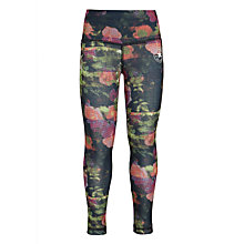 Buy Converse Girls' Floral Print Leggings, Floral Online at johnlewis.com
