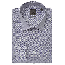 Buy CK Calvin Klein Mini Dot Shirt, Purple Online at johnlewis.com