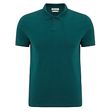 Buy Calvin Klein Jacob Fitted Polo Shirt, Forest Lake Online at johnlewis.com