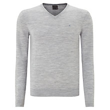 Buy Calvin Klein Steve V Neck Jumper Online at johnlewis.com