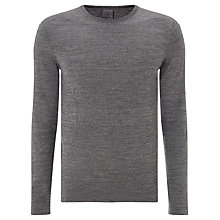 Buy Calvin Klein Seth Crew Neck Wool Jumper Online at johnlewis.com