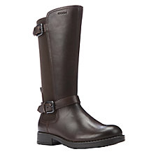 Buy Geox Sofia Boots, Brown Online at johnlewis.com