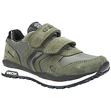 Buy Geox Pavel Sports Shoes, Military Online at johnlewis.com