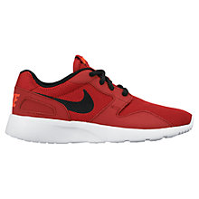 Buy Nike Kaishi Running Shoes, Red/Black Online at johnlewis.com