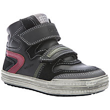 Buy Geox Elvis High Top Casual Trainers Online at johnlewis.com