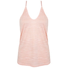 Buy Miss Selfridge Space Dye Jersey Cami Online at johnlewis.com