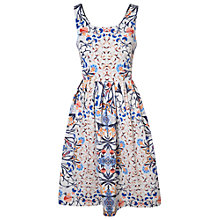 Buy True Decadence Printed Skater Dress, Multi Online at johnlewis.com