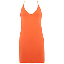 Buy Miss Selfridge Strappy Mini Sundress Online at johnlewis.com