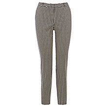 Buy Oasis Geo-print Trousers, Multi Online at johnlewis.com