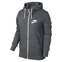 Buy Nike Gym Vintage Full-Zip Hoodie Online at johnlewis.com