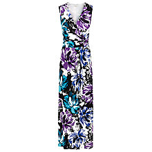 Buy Kaliko Floral Print Maxi Dress, Multi Online at johnlewis.com