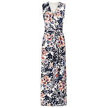 Buy Kaliko Jersey Maxi Dress, Multi Online at johnlewis.com