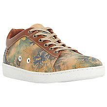Buy Dune Tropicana Floral Print Trainers, Multi Online at johnlewis.com