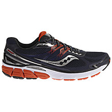 Buy Saucony Omni 14 Men's Running Shoes, Navy Online at johnlewis.com