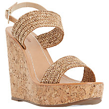 Buy Dune Kyra Wedge Heeled Sandals Online at johnlewis.com