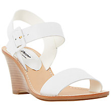 Buy Dune Kingstonn Wedge Heeled Sandals Online at johnlewis.com