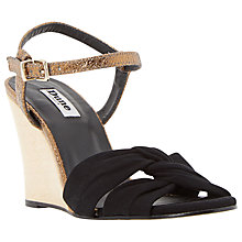 Buy Dune Knowsley Wedge Heeled Sandals Online at johnlewis.com